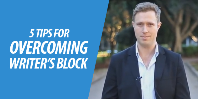 Coursework writers block